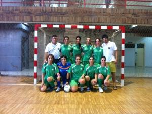 Nesken taldea-Equipo femenino