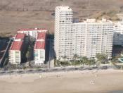 Fachada junto Torre IRTA