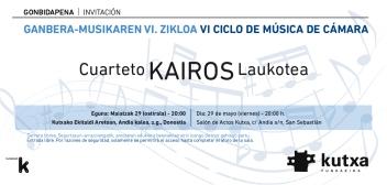 Cuarteto KAIROS