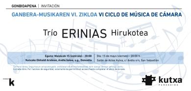 VI Ciclo Trio Erinias