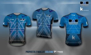 maillot frontal