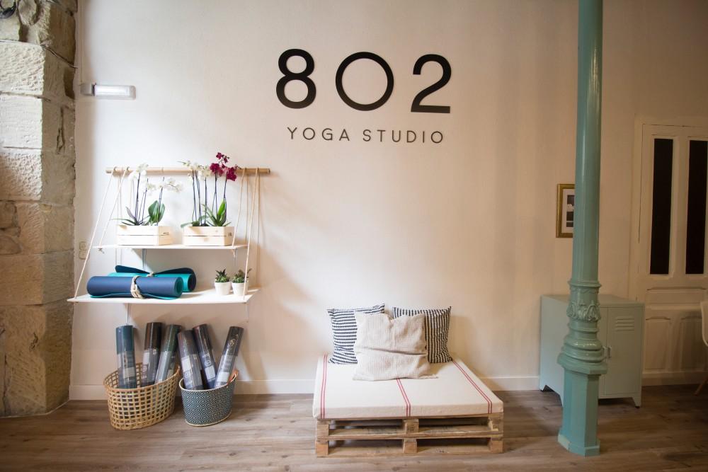 yoga 802